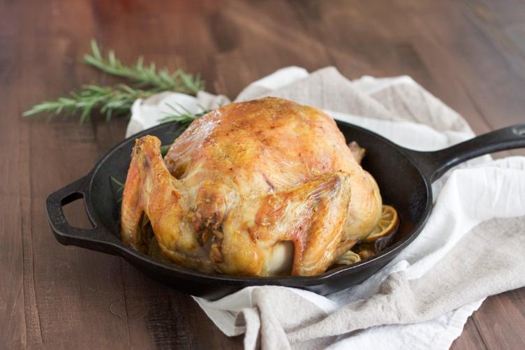 Paleo Roast Chicken