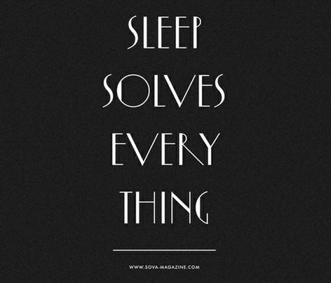 Better Sleep // rubiesandradishes.com