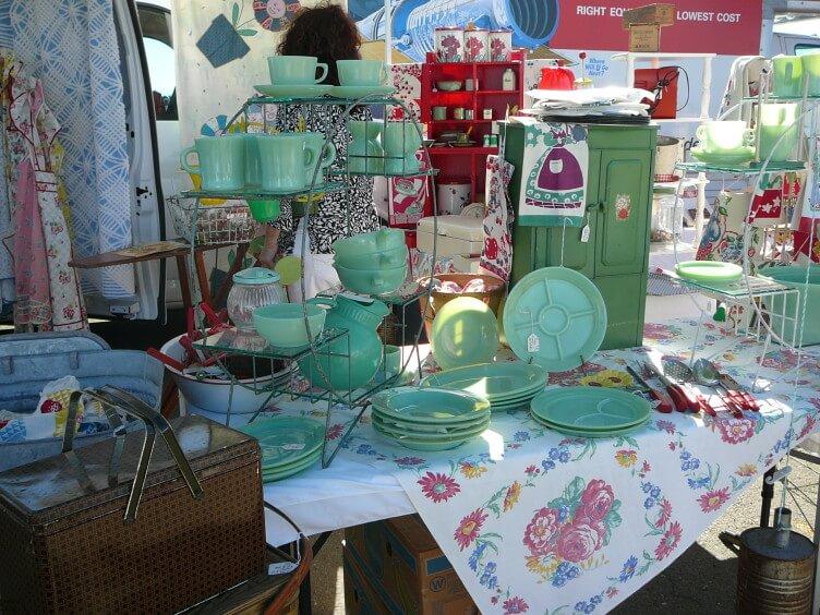 Alameda flea market