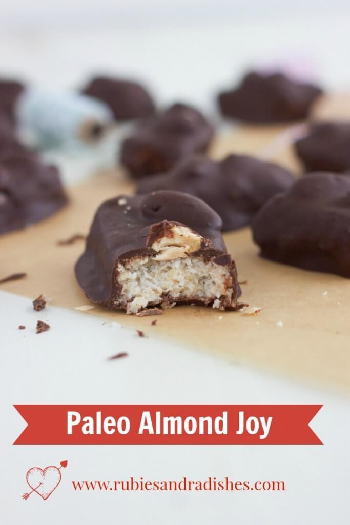 Paleo Almond Joy