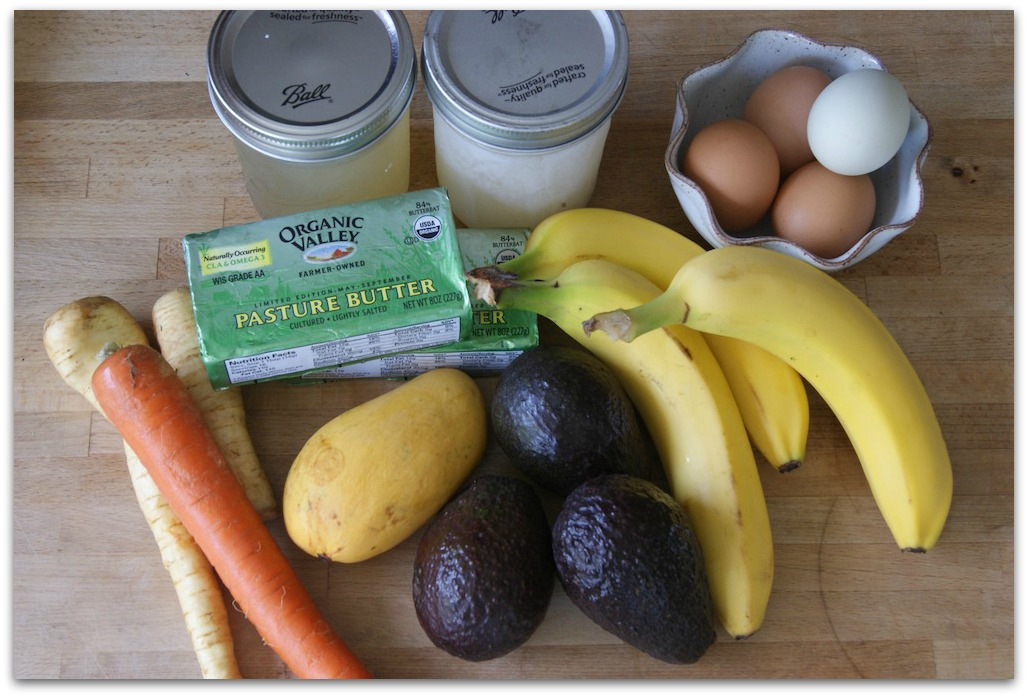 Healthy First Foods #paleo