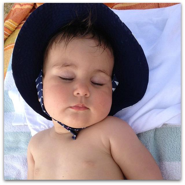 Indy beach sleep