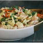 Chinese Chicken Salad #paleo