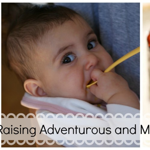 9 Tips for Raising Adventurous and Mindful Eaters