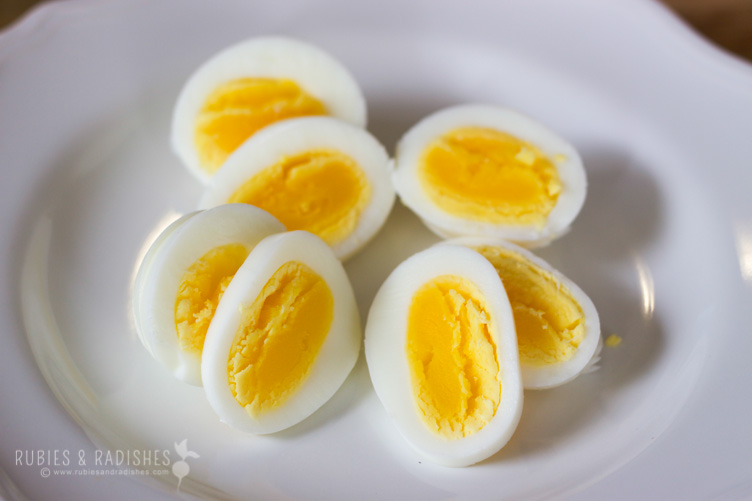 Perfect Hard Boiled Eggs Every Time