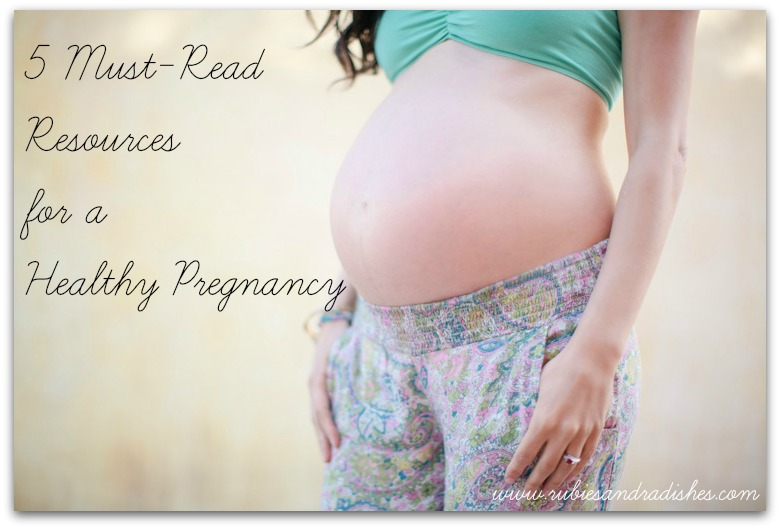 5 Must-Read Resources for a Healthy Pregnancy