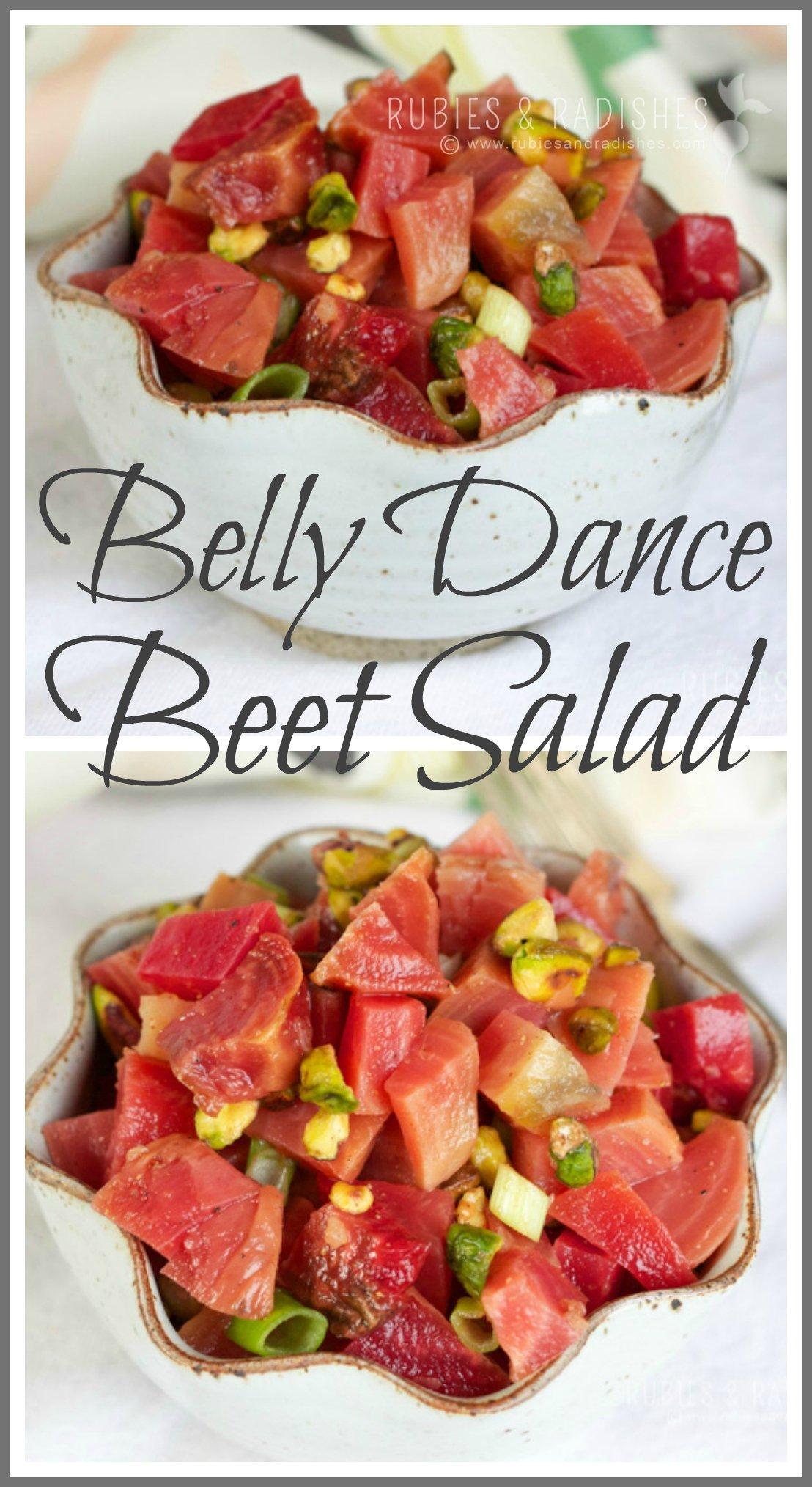 Belly Dance Beet Salad
