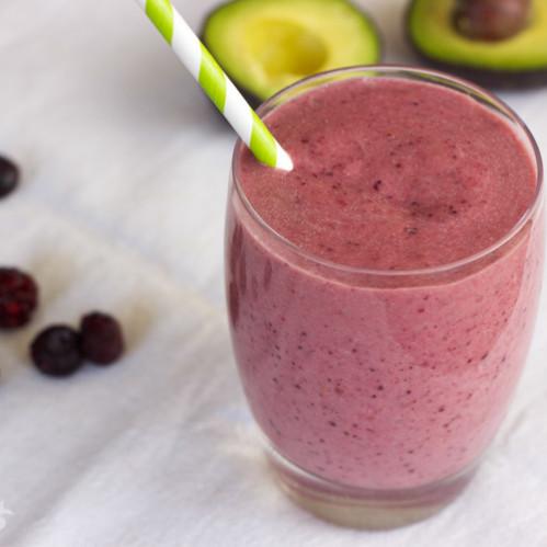 Nutrient-Dense Berry Smoothie