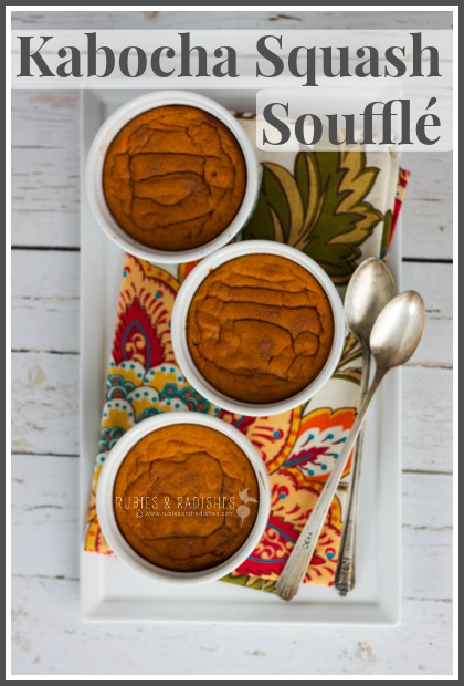 Kabocha Squash Souffle