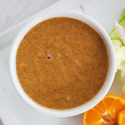 Paleo Satay Sauce
