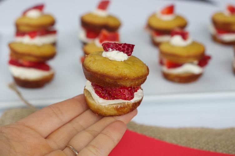 Paleo Strawberry Shortcake-9