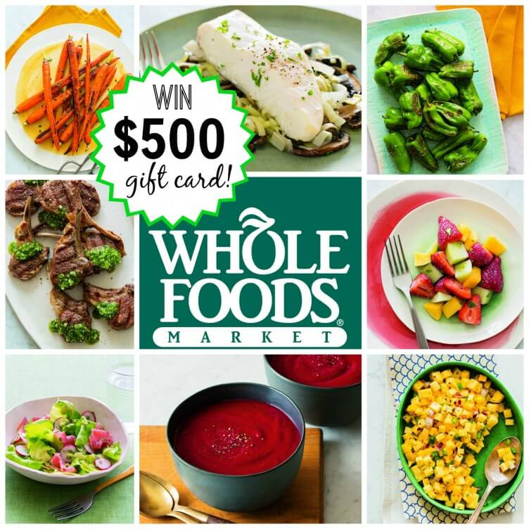Win 500 to Whole Foods