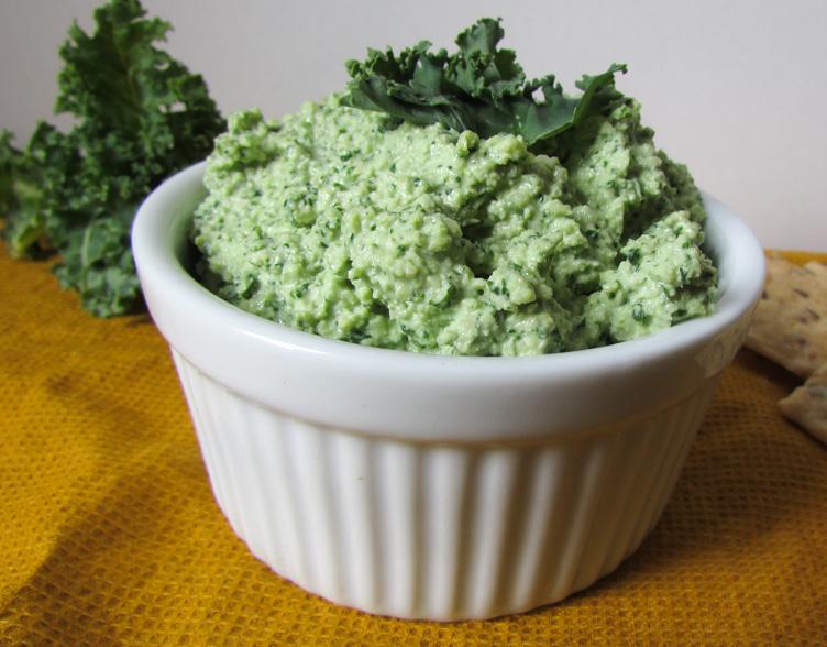 Paleo Kale Dip