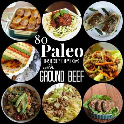 80 paleo ground beef