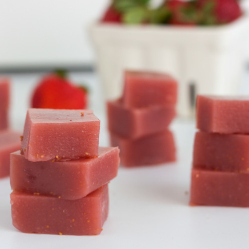Paleo Strawberry Jello
