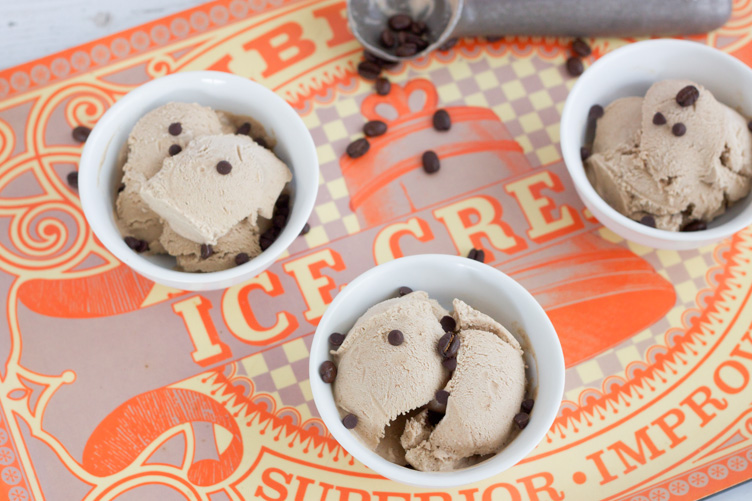 Paleo Coffee Ice Cream