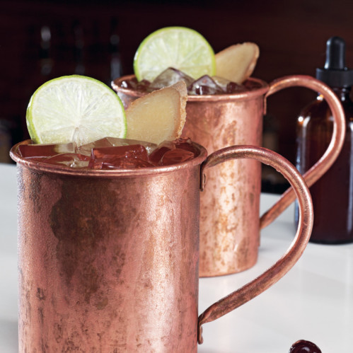 Moscow Mule Paleo