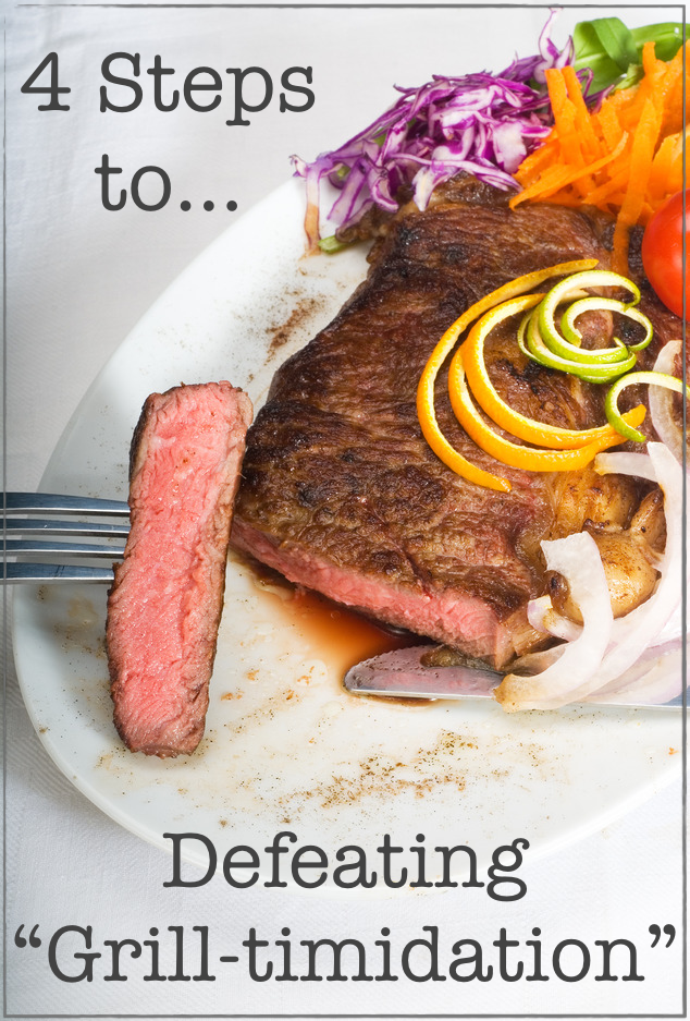 4 steps to paleo grill
