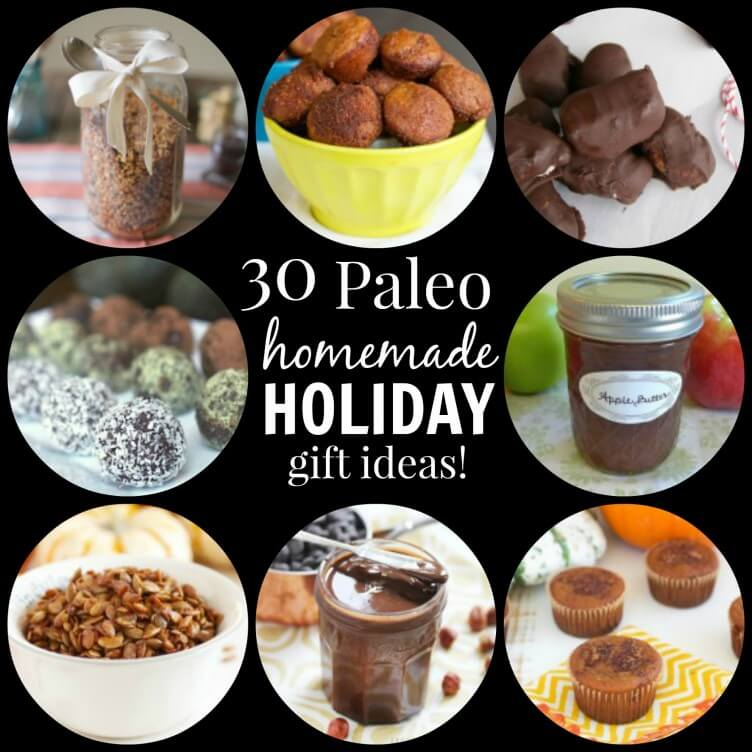 30 Paleo Homemade Gifts