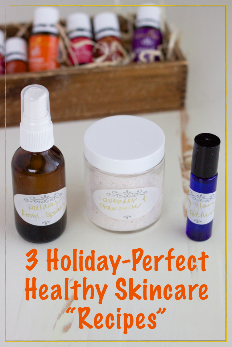 Holiday Healthy Skincare