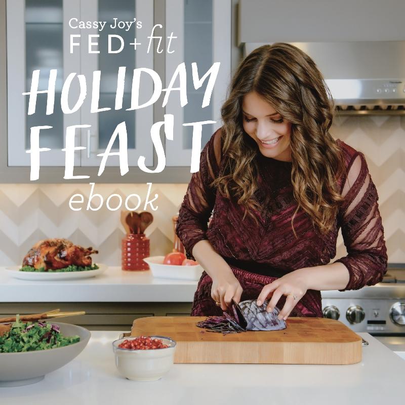 holiday feast ebook