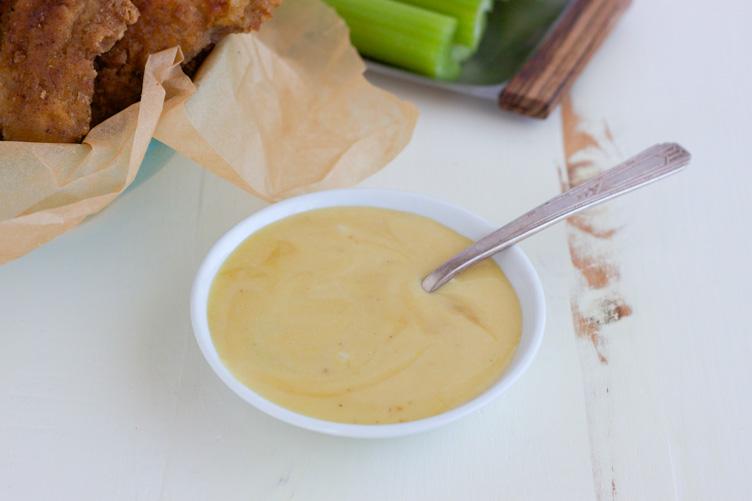 Paleo Honey Mustard Sauce