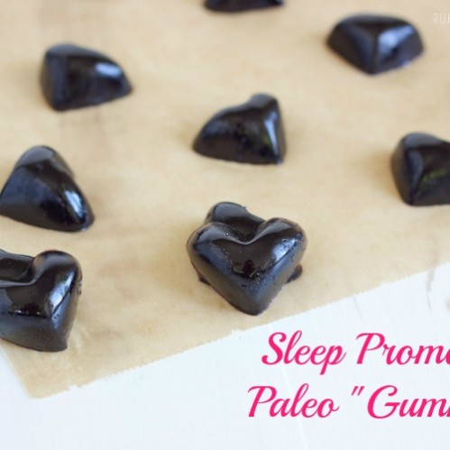 Sleep Aid: Paleo Sleep Gummies | Rubies & Radishes