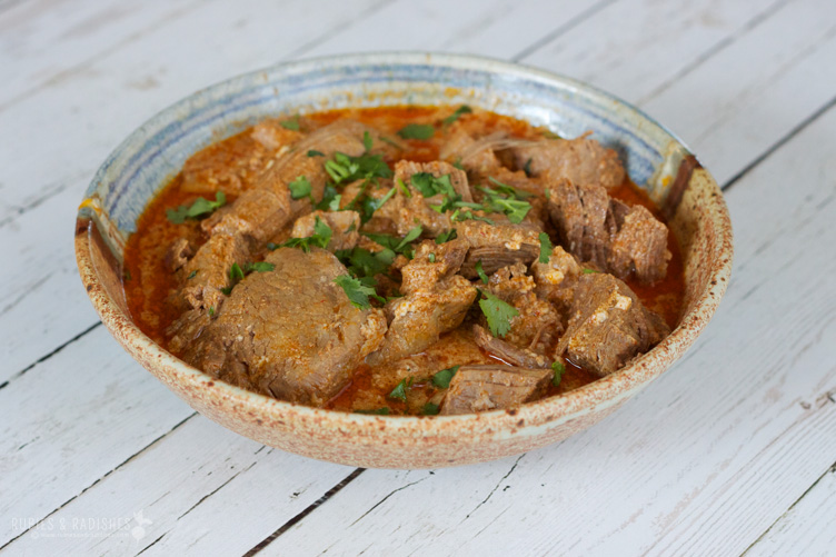 Easy Slow Cooker Recipes - Beef Curry