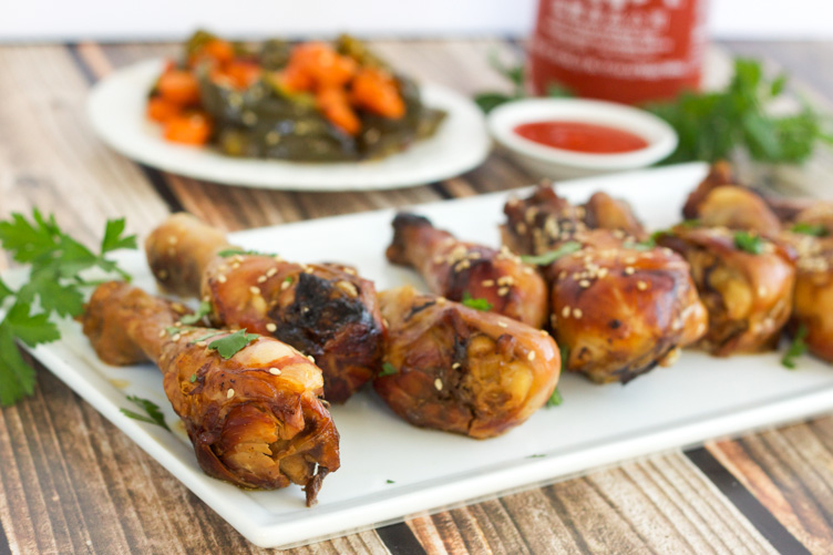 Easy Paleo Slow Cooker Recipes - Teriyaki Chicken