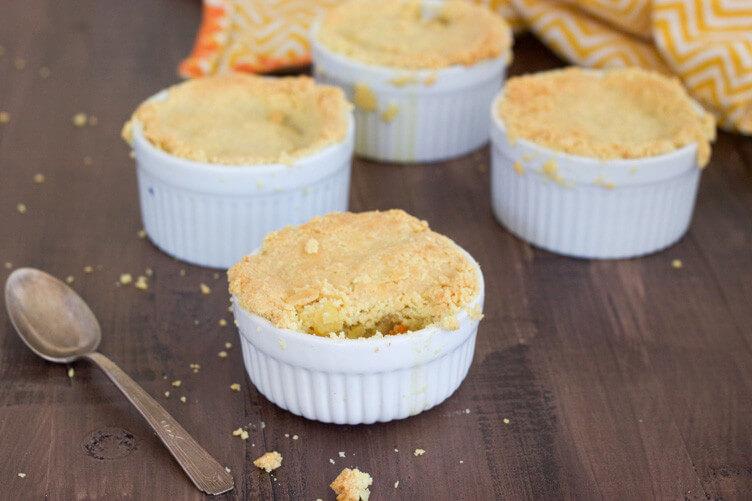 Paleo Chicken Pot Pie