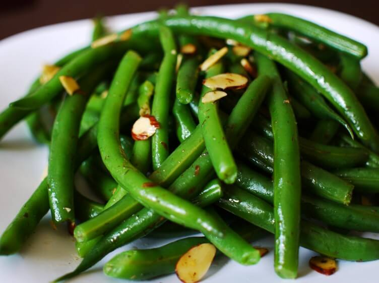 Toasted Almond Haricot Vert from South Beach Primal