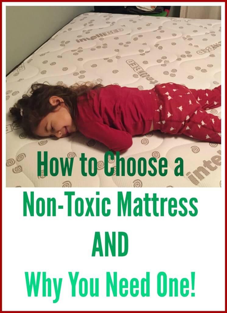 Non-Toxic MattressPin
