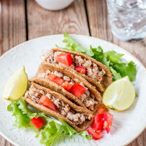 3-Ingredient Paleo Taco Shells
