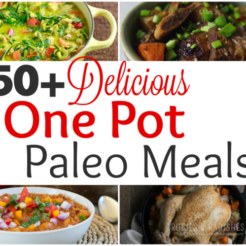 50+ Delicious One Pot Paleo Meals