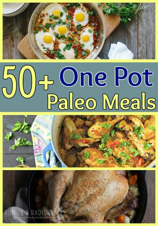 50+ One Pot Paleo Meals