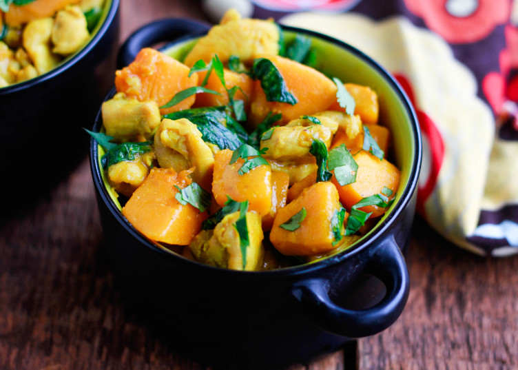 Pumpkin Curry from Savory Lotus
