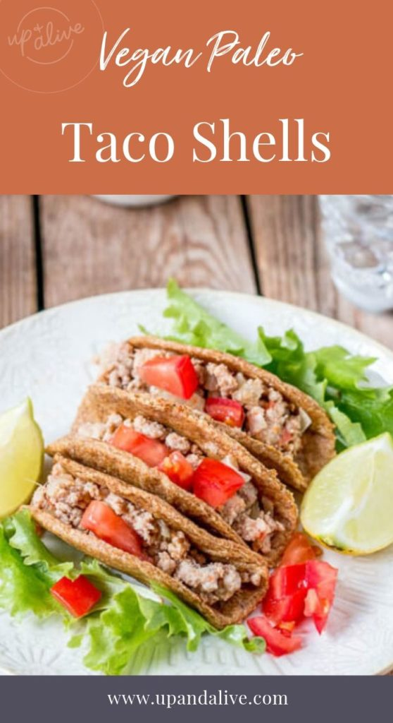 vegan paleo taco shells