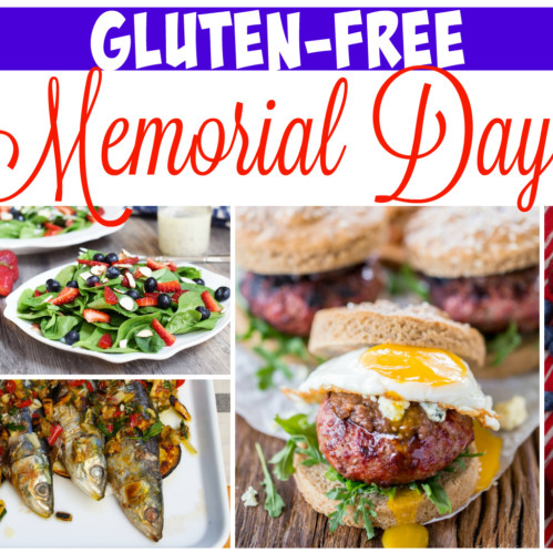 80+ Gluten-Free Memorial Day Recipes