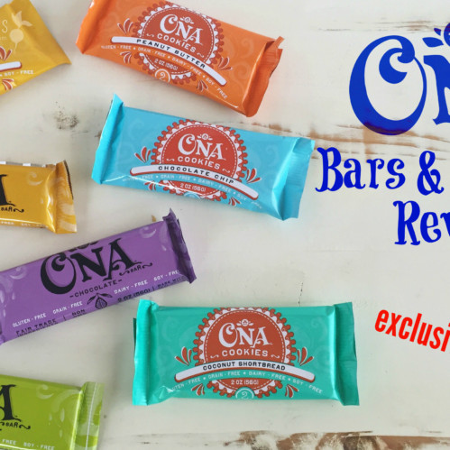 Ona Bars & Cookies Review with an exclusive discount!