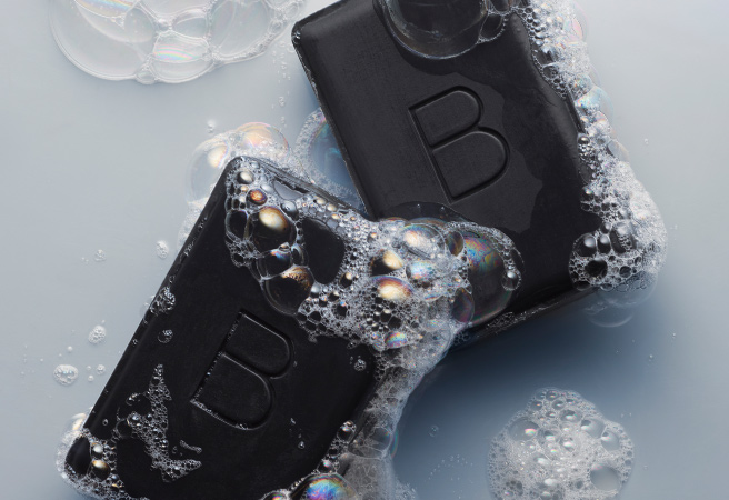 Charcoal Cleansing Bar from Beautycounter