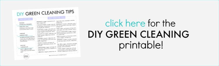 diy green cleaning click
