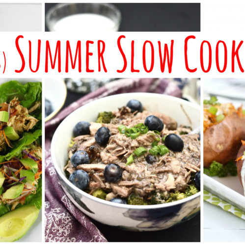 25 Paleo Summer Slow Cooker Recipes