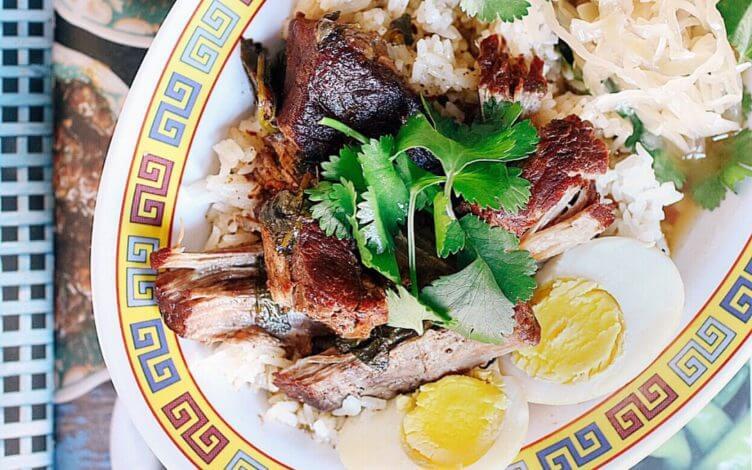 5-Spice Pork Stew - Summer Slow Cooker Recipes