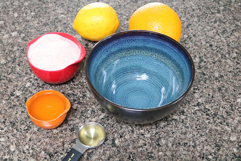 salt scrub recipe