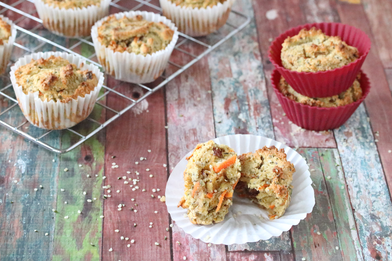 Paleo Seed Muffins