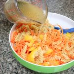 Easy Pasta Salad Prep